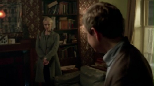 Mary Morstan Watson wallpaper probably with a bookshop, a reading room, and a library titled Mary Morstan Watson 3x03