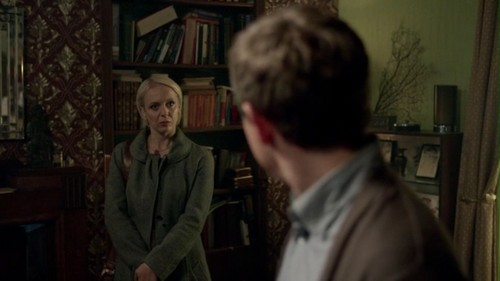 Mary Morstan Watson wallpaper containing a reading room and a bookshop called Mary Morstan Watson 3x03