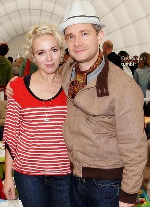 Martin and Amanda