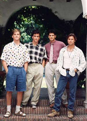 Matt, Billy, Michael and Jake