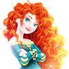 → Princess Merida ←