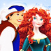 → Princess Merida ← - merida icon