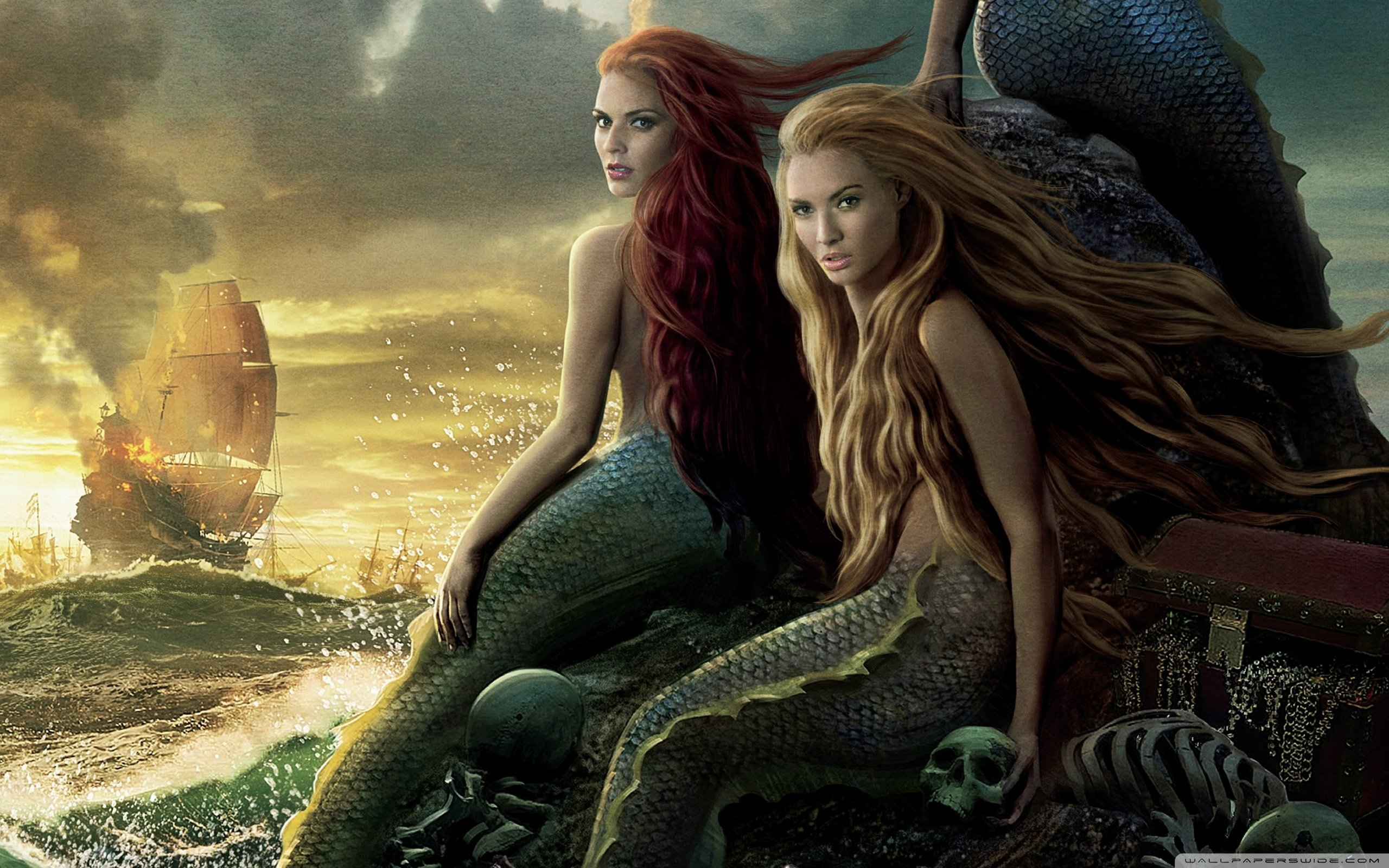 That Mermaids In Russian Mythology 34