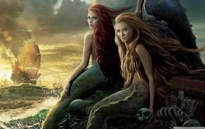 Evil mermaids