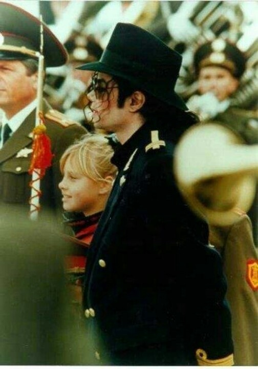 Michael, Ты Send