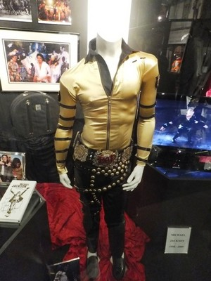 Stage Costume From The Bad Tour