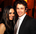 mila kunis and james franco - mila-kunis fan art