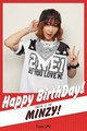 YG Entertainment wishes Minzy a happy birthday! - minzy photo