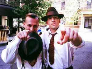 Mob City - Sid and Joe