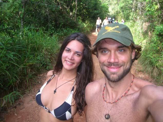 Monica Spear and Henry Thomas Berry were killed Monday night when they resisted a robbery