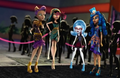 Frights Camera Action movie - monster-high photo