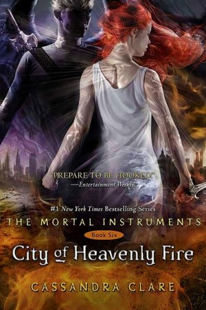 City of Heavenly Fire(cover)