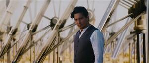 Johnny Depp 'Transcendence' 2014