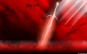 Zar'roc, Murtagh's sword
