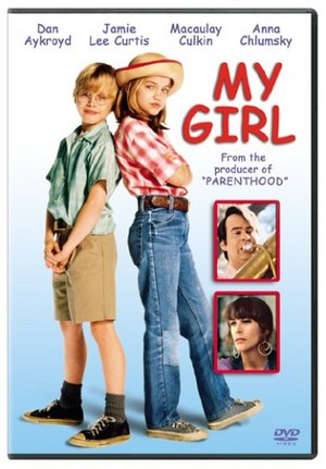 Film Poster for My Girl