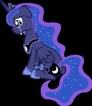Sad Luna...