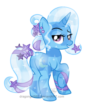 Crystal Trixie- II