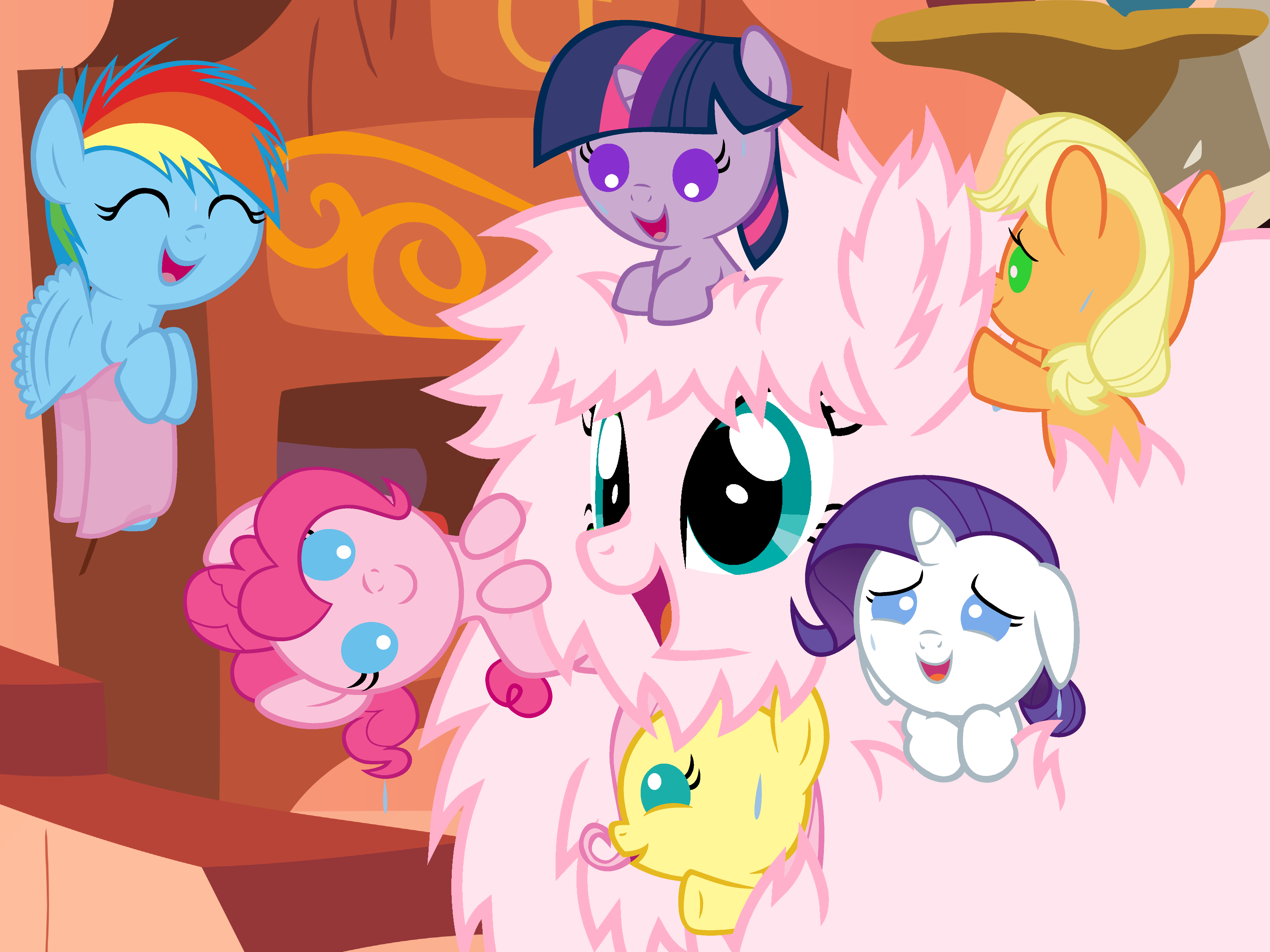 My Little Pony Friendship Is Magic  Shout Out  TV Tropes