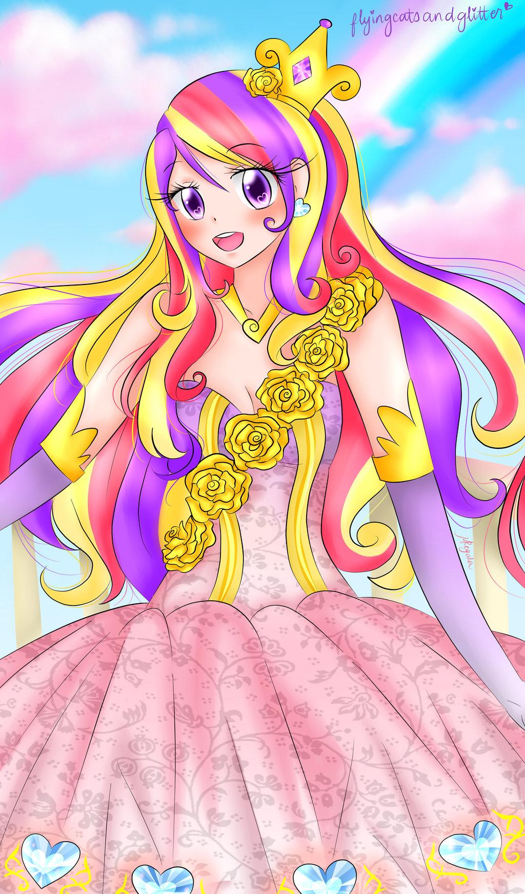 Princess Cadence - My Little Pony Friendship is Magic ... - photo#18