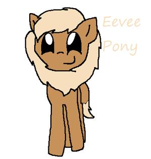 Ponymon: Eevee