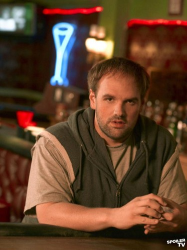 My Name is Earl wallpaper possibly with a sign and a brasserie entitled Ethan Suplee as Randy Hickey