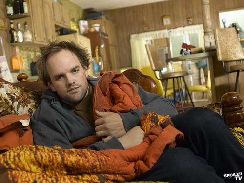 My Name is Earl wallpaper titled Ethan Suplee as Randy Hickey