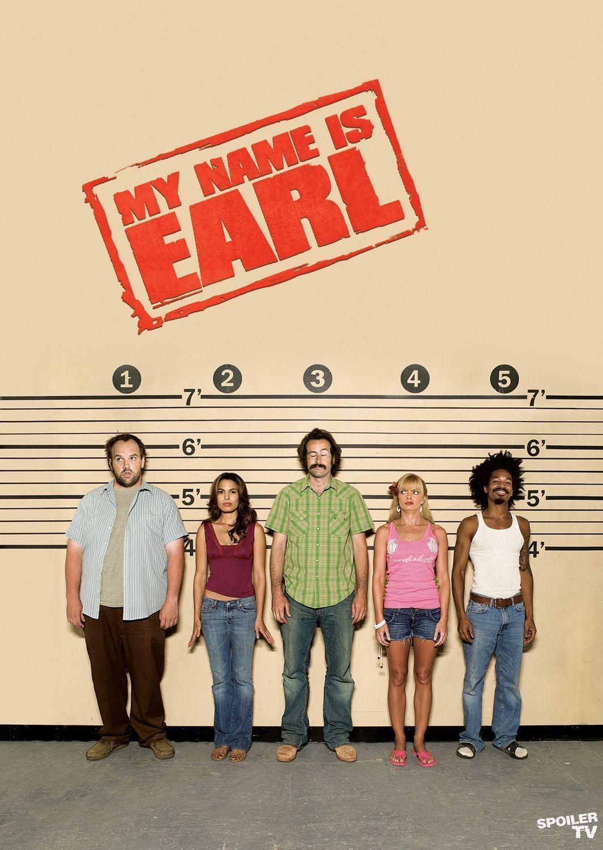 My Name is Earl - Season 2 Promoshoot