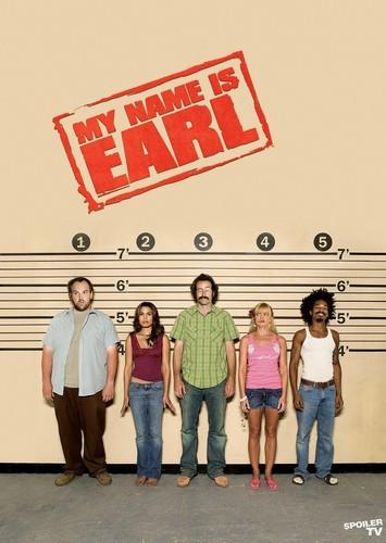 My Name is Earl wallpaper entitled My Name is Earl - Season 2 Promoshoot