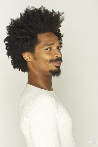 My Name is Earl wallpaper probably with a portrait titled Eddie Steeples as Darnell Turner [Season 2]