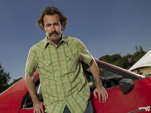 My Name is Earl wallpaper called Jason Lee as Earl Hickey [Season 2]