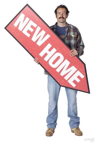 My Name is Earl wallpaper called Jason Lee as Earl Hickey [Season 4]