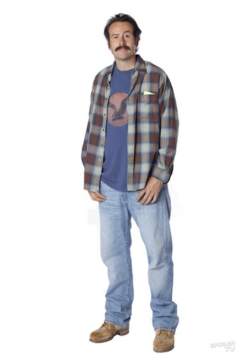 My Name is Earl wallpaper containing an outerwear, flannel, and long trousers titled Jason Lee as Earl Hickey [Season 4]