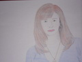 Lauren Holly drawing - ncis photo