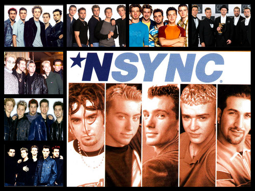 NSYNC wallpaper entitled nnnnnnnnnnnnnn
