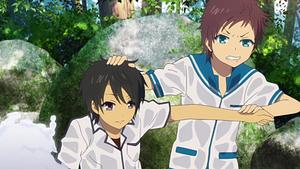 tsumugu and hikari
