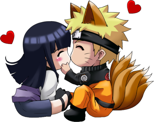 Naruto Couples ♥ fond d'écran with animé called Naruto and HInata