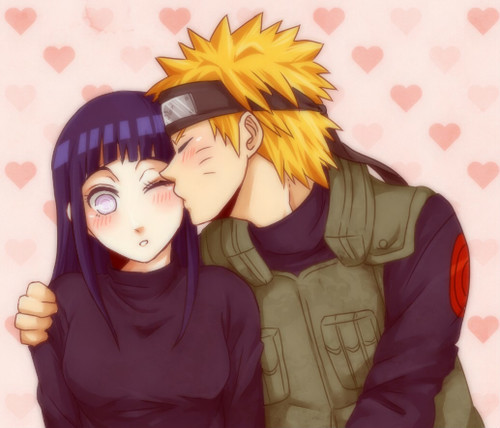 Naruto Couples ♥ fond d'écran entitled Naruto and Hinata