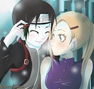 Ino and Saï