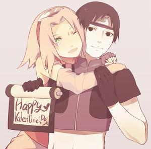Sakura and Saï