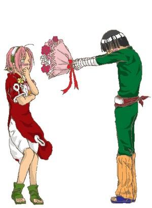 Sakura and Lee