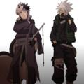 Obito & Kakashi
