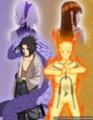 Sasuke and Sakura, Наруто and Hinata