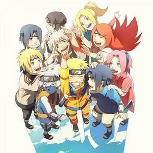 नारूटो Characters