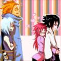 Sasuke, Karin, Suigetsu and Jugo