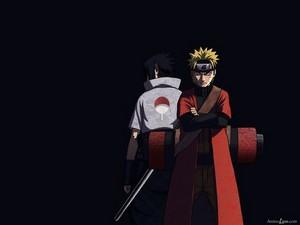 নারুত and Sasuke