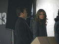 Stanathan BTS(January,8th) - nathan-fillion-and-stana-katic photo