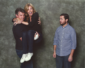 Nathan Fillion and Will Wheaton - nathan-fillion photo