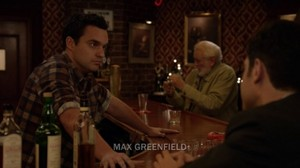 "New Girl 3x11 ""Clavado en un Bar"" anugerah"