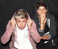 Niall and Louis - niall-horan photo