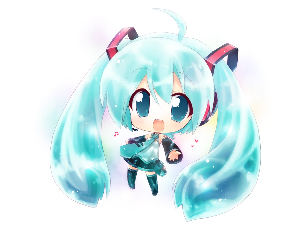 Nico Vocaloid Images Hatsune Miku As Chibi HD Wallpaper And Background Photos